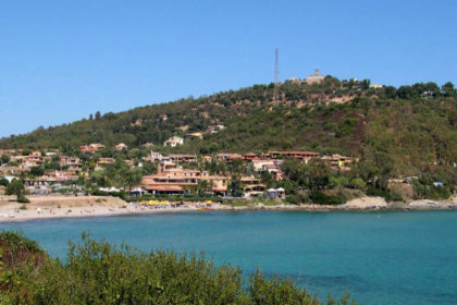 Porto Frailis Arbatax