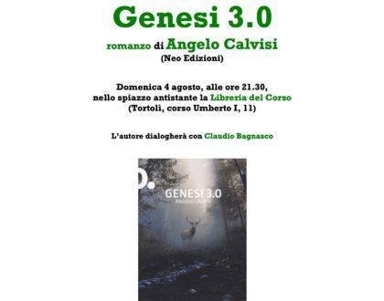 "Presentazione ""Genesi 3.0"" di Angelo Calvisi"