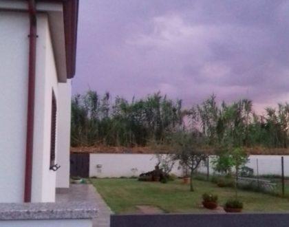 Agata, gli altri e la tempesta