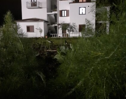 """""""La casa sul confine della sera"""""""